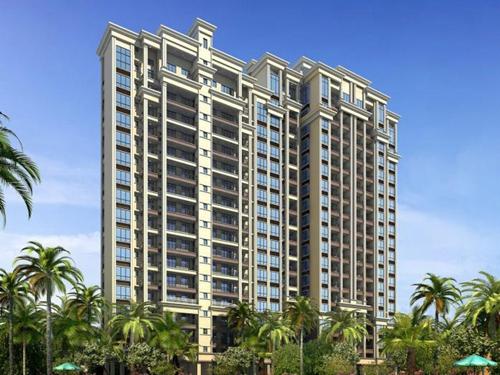 荣盛·浦溪水镇 两居  户型图